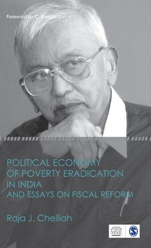 Political Economy of Poverty Eradication in India and Essays on Fiscal Reform (Hardback)