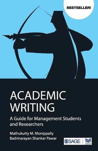 Academic Writing: A Guide for Management Students and Researchers (Paperback)