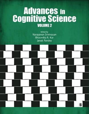 Advances in Cognitive Science, Volume 2 (Hardback)