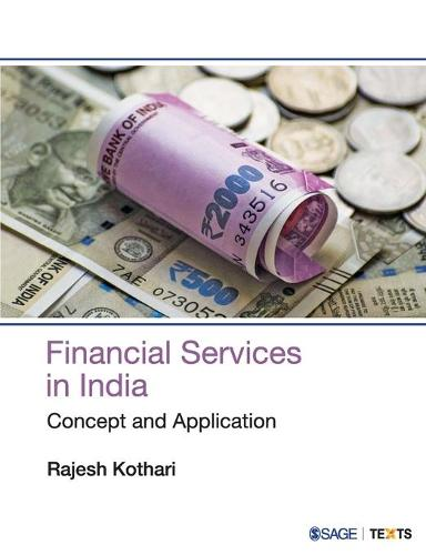 Financial Services in India: Concept and Application (Paperback)