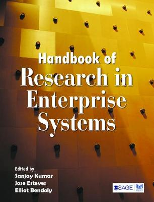 Handbook of Research in Enterprise Systems (Hardback)