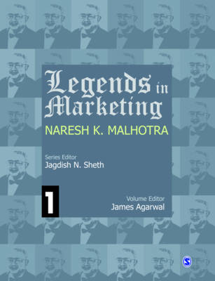 Legends in Marketing: Naresh K. Malhotra - Legends in Marketing (Hardback)