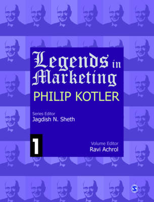 Legends in Marketing: Philip Kotler - Legends in Marketing (Hardback)