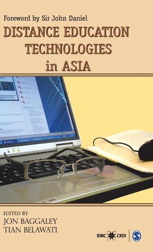 Distance Education Technologies in Asia (Hardback)