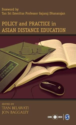 Policy and Practice in Asian Distance Education (Hardback)
