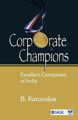 Corporate Champions: Excellent Companies of India (Paperback)