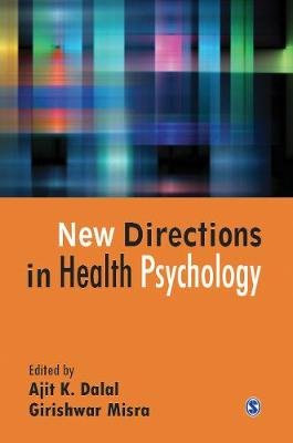 New Directions in Health Psychology (Hardback)