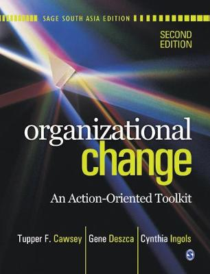 Organizational Change an Action-Oriented Toolkit (Paperback)