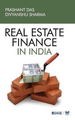 Real Estate Finance in India (Hardback)