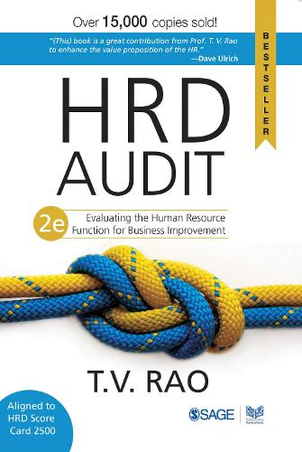 HRD Audit: Evaluating the Human Resource Function for Business Improvement (Paperback)
