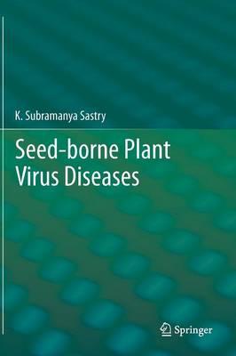 Seed-borne plant virus diseases (Hardback)