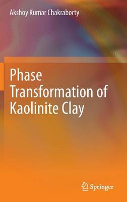 Phase Transformation of Kaolinite Clay (Hardback)