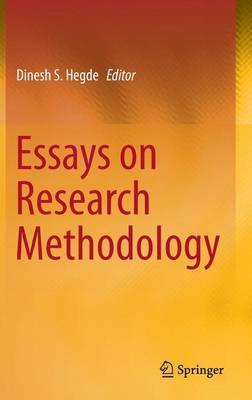 Essays on Research Methodology (Hardback)