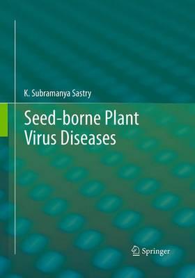 Seed-borne plant virus diseases (Paperback)