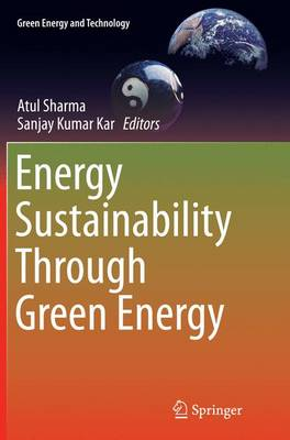 Energy Sustainability Through Green Energy - Green Energy and Technology (Paperback)