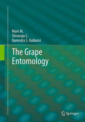 The Grape Entomology (Paperback)