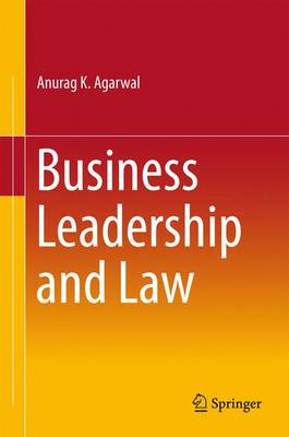 Business Leadership and Law (Hardback)