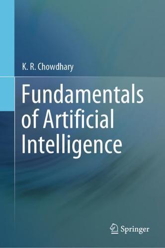 Fundamentals of Artificial Intelligence (Hardback)