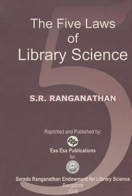 The Five Laws of Library Science (Paperback)