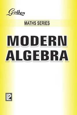 Golden Modern Algebra (Paperback)