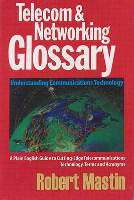 Telecom and Networking Glossary (Paperback)