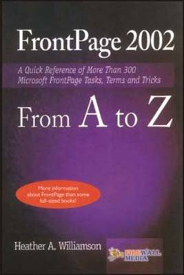 Front Page 2002 from A to Z (Paperback)