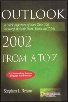 Outlook 2002 from A to Z (Paperback)