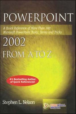 Power Point 2002 from A to Z (Paperback)