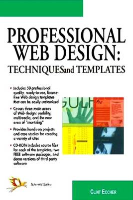Professional Web Design: Techniques and Templates (Paperback)