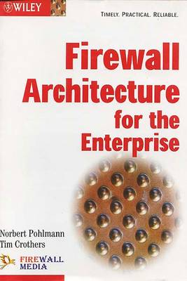 Firewall Architecture for the Enterprise (Paperback)