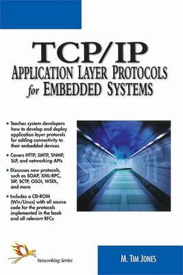TCP/IP Application Layer Protocol for Embedded Systems (Paperback)
