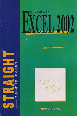 Excel 2002 - Straight to the Point (Paperback)