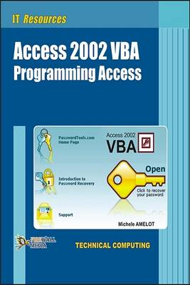 IT Resources Access 2002 VBA Programming Access (Paperback)