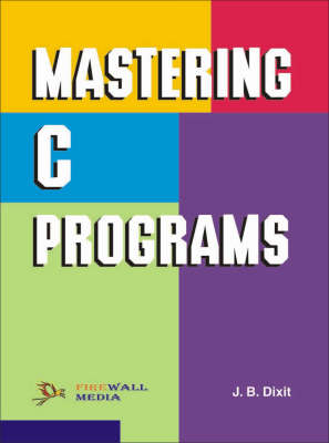 Mastering C Programs (Paperback)