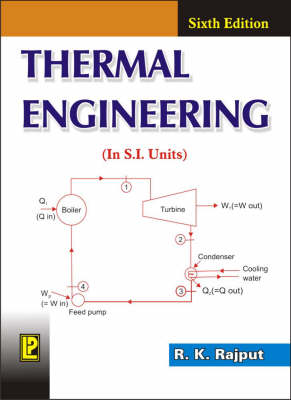 Thermal Engineering (Hardback)