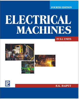 A Textbook of Electrical Machines (Paperback)