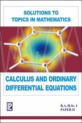 Solutions to Calculus and Ordinary Differential Equations (Paperback)