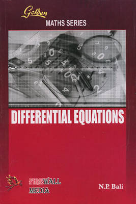 Golden Differential Equations (Paperback)