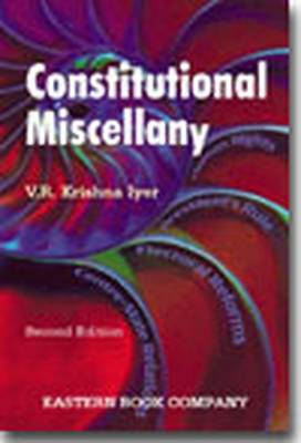 Constitutional Miscellany (Paperback)