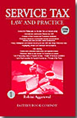 Service Tax Law and Practice (Paperback)