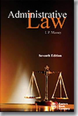 Administrative Law (Paperback)
