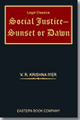 Social Justice: Sunset or Dawn (Hardback)