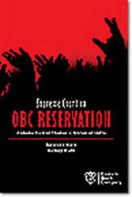 Supreme Court on OBC Reservation (Hardback)