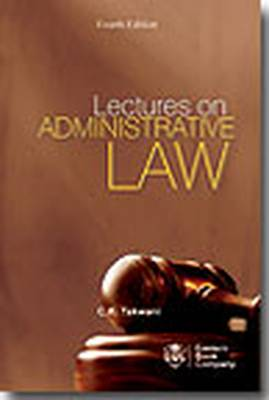 Lectures on Administrative Law (Paperback)