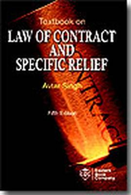 Textbook on Law of Contract and Specific Relief (Hardback)