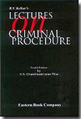 R.V. Kelkar's Lectures on Criminal Procedure (Hardback)