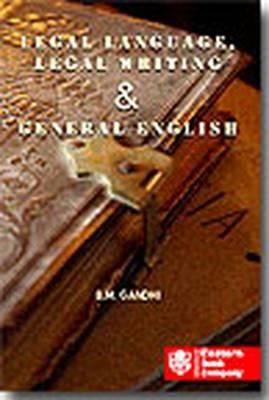 Legal Language, Legal Writing and General English (Paperback)