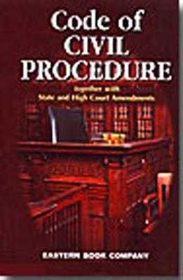 Code of Civil Procedure, 1908 (Paperback)