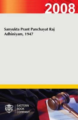 Sanyukta Prant Panchayat Raj Adhiniyam, 1947 (Paperback)