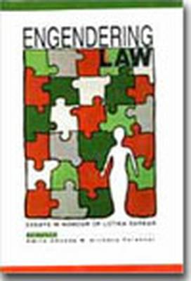 Engendering Law (treatise on Women and Law) (Hardback)